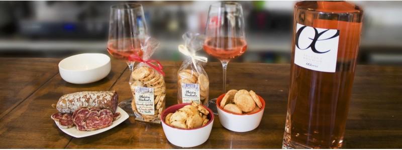 Délicieux biscuits salés, parfaits pour un apéritif gastronomique